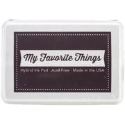 """My Favorite Things 3 3/8"""" x 2 1/8"""" Hybrid Ink Pad, Hot Fudge"""