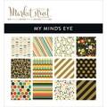 My Mind's Eye 6in. x 6in. Paper Pad, Market Street Nob Hill