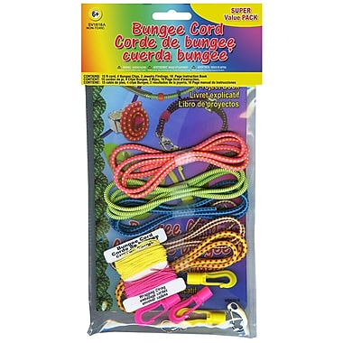 Pepperell Super Value Pack 15' Bungee Cord Kit, 12.5