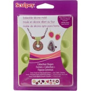 Polyform® Sculpey® Silicone Bakeable Mold, Cabochon