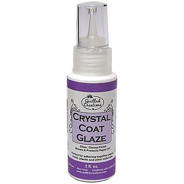 Quilled Creations 2 oz. Crystal Coat Glaze Bottle