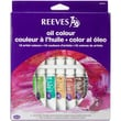 Reeves™ 10ml Oil Paint Set, Assorted Colors
