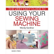 """Search Press """"Very Easy Guide to Using Your Sewing Machine"""" Book"""