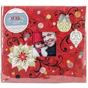 "SEI 1 Hour Album Scrapbook Kit, 12"" x 12"", Noel"
