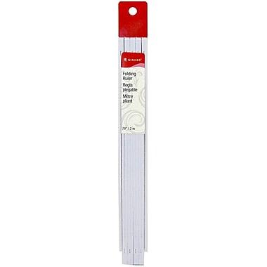 Singer® Folding Ruler