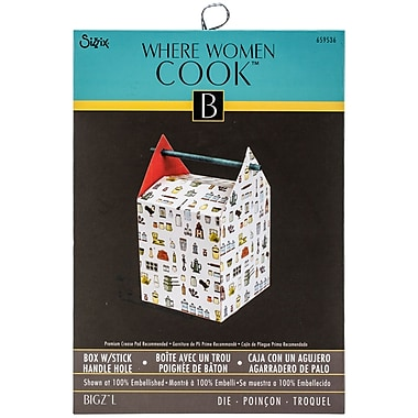 Sizzix® Where Women Cook Bigz Large Die, 6