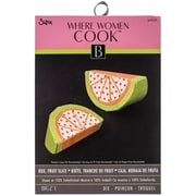 "Sizzix® Where Women Cook Bigz Large Die, 6"" x 8 3/4"", Fruit Slice Box"