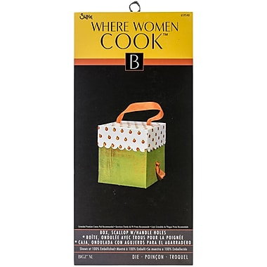 Sizzix® Where Women Cook Bigz XL Die, 6