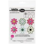 Sizzix® Triplits Die Set, Flower #3