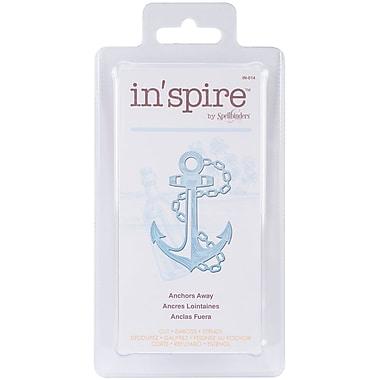 Spellbinders® Shapeabilities® In'spire Die Templates, Anchors Away