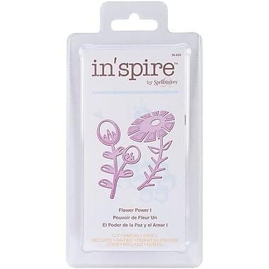 Spellbinders® Shapeabilities® In'spire Die Templates, Flower Power 1