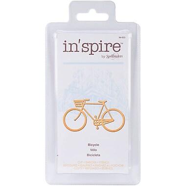 Spellbinders® Shapeabilities® In'spire Die Templates, Bicycle