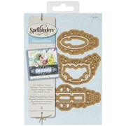 Spellbinders® Shapeabilities® Die Templates, Fancy Framed Tags 3