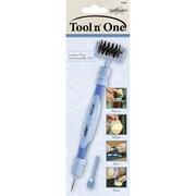 """Spellbinders T001 Blue Tool 'N One, 9.88"""" x 1.25"""""""