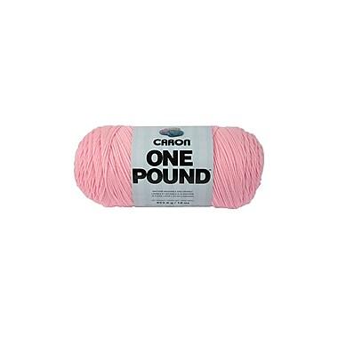 Spinrite® Caron® One Pound™ Acrylic Yarn, Soft Pink