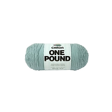 Spinrite® Caron® One Pound™ Acrylic Yarn, Soft Sage