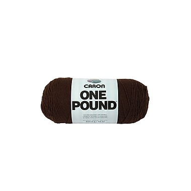 Spinrite® Caron® One Pound™ Acrylic Yarn, Espresso