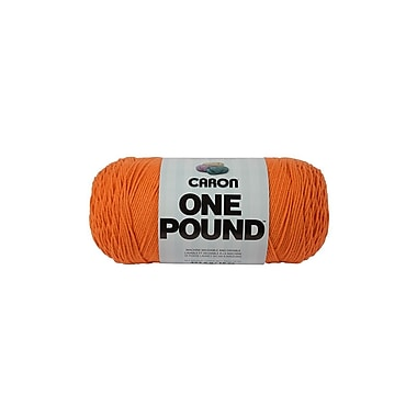 Spinrite® Caron® One Pound™ Acrylic Yarn, Pumpkin