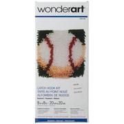 "Spinrite® 8"" x 8"" Wonderart Latch Hook Kit"