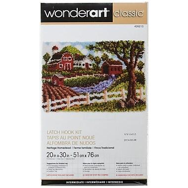 Spinrite® Wonderart Classic Latch Hook Kit, 20