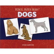 """Sterling Publishing """"Pencil, Paper, Draw!®: Dogs"""" Book"""