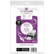 Thermoweb HeatnBond EZ Print Lite Sheets, 10/Pack