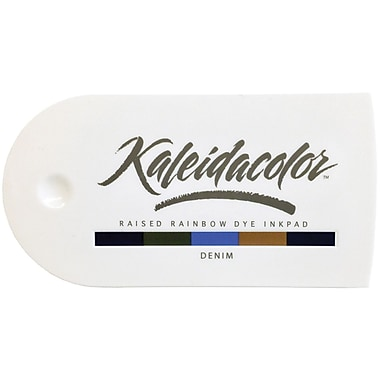 Tsukineko® Kaleidacolor™ 5-Color Dye Ink Stamp Pads