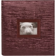"Ultra PRO® 3 Ring Photo & Scrapbook Album, 8 1/2"" x 11"", Bordeaux"