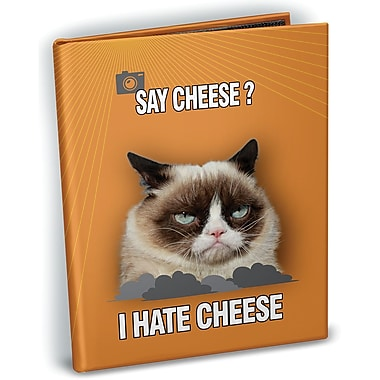 Ultra PRO® Grumpy Cat Mini Say Cheese Photo Album Holds 24 Photos, 4