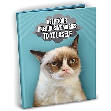 Ultra PRO® Grumpy Cat Mini Memories Photo Album Holds 24 Photos, 4