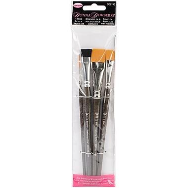 Weber® Dewberry® Acrylic Brush Set