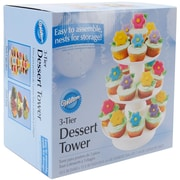 Wilton® 3 Tier Stacking Dessert Tower