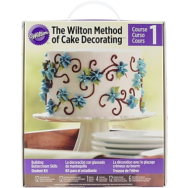 Wilton® Course 1 Student Decorating Kit, 11