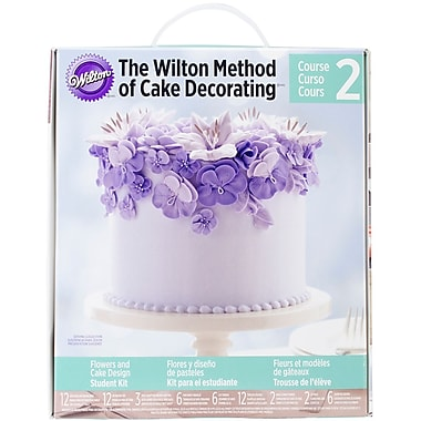 Wilton® Course 2 Student Decorating Kit, 11