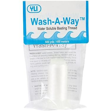 YLI Corporation Wash-A-Way™ Cotton Thread, 500 Yrd