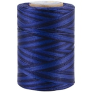 YLI Corporation Star Mercerized 3 ply Variegated Cotton Thread, 1200 Yds, Arctic Lake
