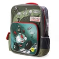 Ketto Backpack, Green Robots