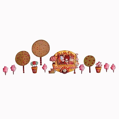 Ketto Wall Decor, Candy Mobile