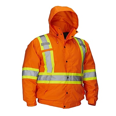 Forcefield Safety Bomber, Orange, XL