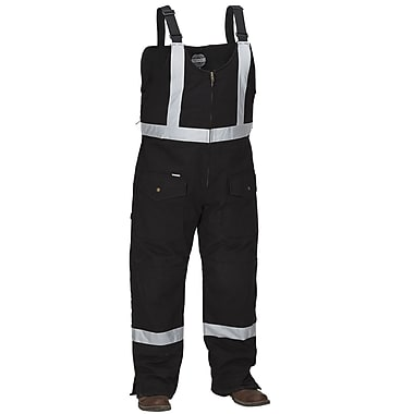 Forcefield Lined Overall, Black, Large