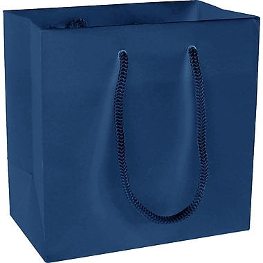 Gunther Mele Ltd. Eurotote, Blue, 100/Case