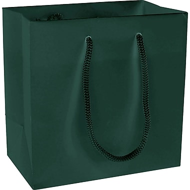 Gunther Mele Ltd. Eurotote, Green, 100/Case