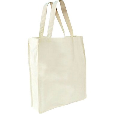 "Bamboo Reusable Bag, 14"" x 4"" x 16"" x 4"", 100/case"