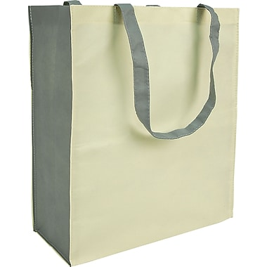 Two-tone Non-woven Reusable Bag, 14