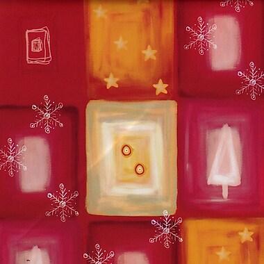 Papier d'emballage Inspirations, 24 po x 417 pi, 1 rame en rouleau, n° 0026