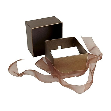 Velocity Taupe Jewellery Box, 3