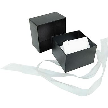 Velocity Black Jewellery Box, 3