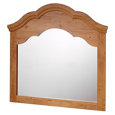 South Shore Mirror, Country Pine, 41