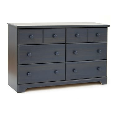 South Shore Summer Breeze Collection Dresser, Blueberry