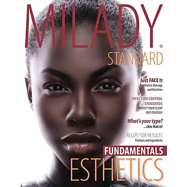 Milady Standard Esthetics: Fundamentals, Used Book